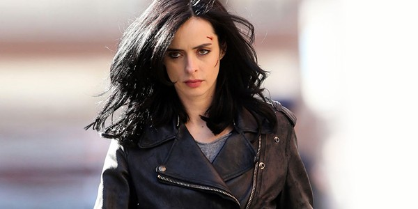 Krysten Ritter as our combustible heroine - NETFLIX