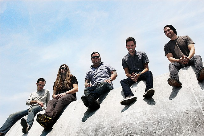 This isn't the first rodeo for Between the Buried and Me. - COURTESY