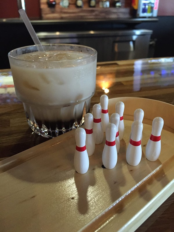 White Russians and mini bowling, anyone? - THE RINGER PUB | FACEBOOK