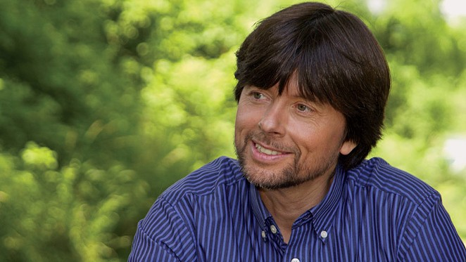 Ken Burns - COURTESY