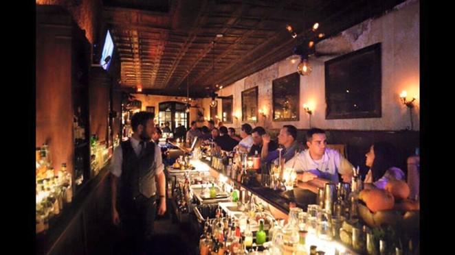 The longest bar in SA turns 82 this Saturday. - COURTESY/KODY MELTON