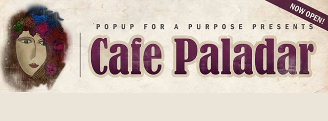 Cafe Paladar is back. - COURTESY