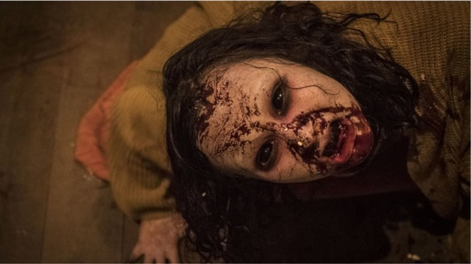 """Fans of """"The Evil Dead"""" franchise take note. """"May the Devil Take You Too"""" is going to feel pretty familiar, and that's a good, good thing. - NIGHTSTREAM"""