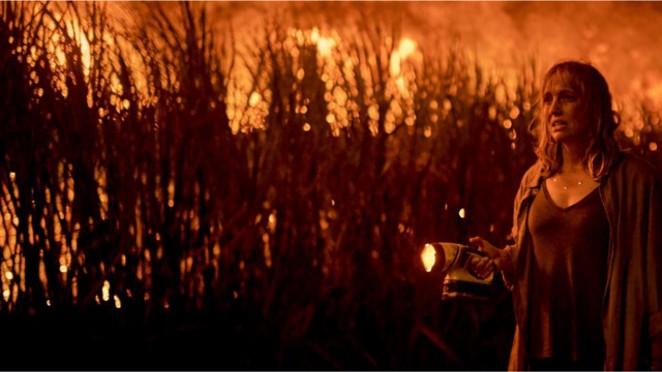 """Actor Lisa Kay commands the screen in the new Australian serial killer thriller, """"Sweet River."""" - SCREAMFEST HORROR FILM FESTIVAL"""