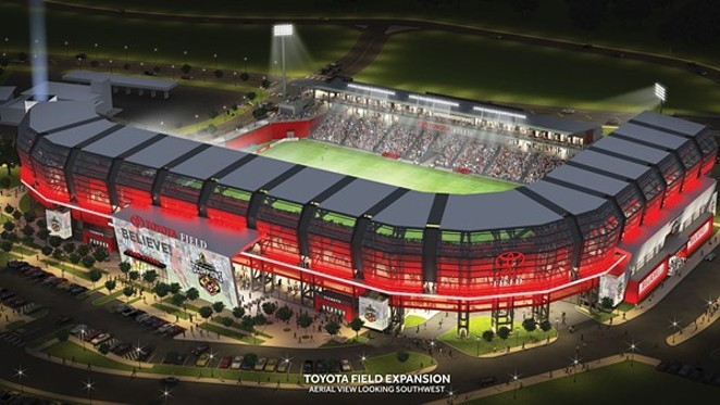 The Major League Soccer Board of Governors confirmed plans to expand to 28 teams. - COURTESY SAN ANTONIO SCORPIONS