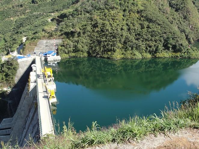 Pirris Hydroelectric Power Station, Costa Rica - PUBLIC DOMAN