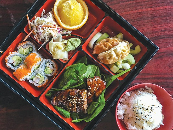 Sushihana Japanese Restaurant & Sushi Bar - JACQUELINE FIERRO