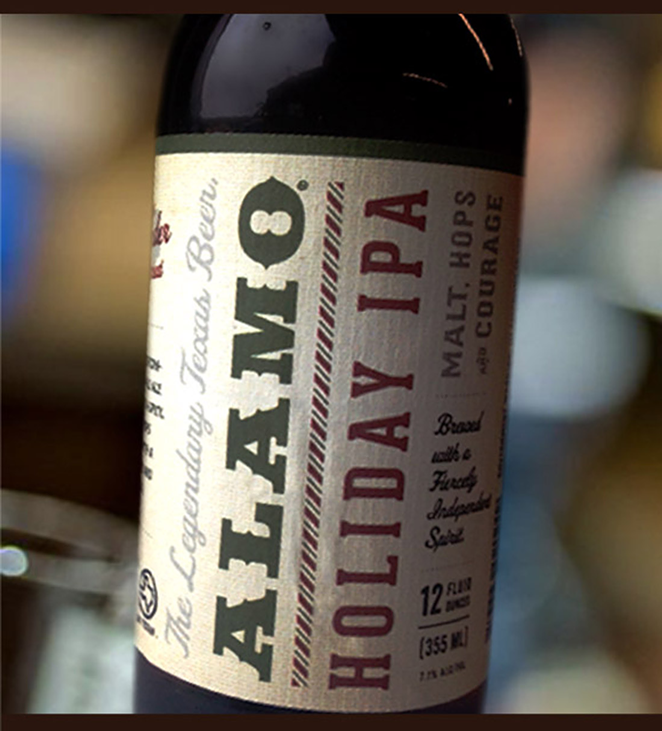 Holiday IPA and you get to spread cheer to kids who need it? It's a win-win. - COURTESY