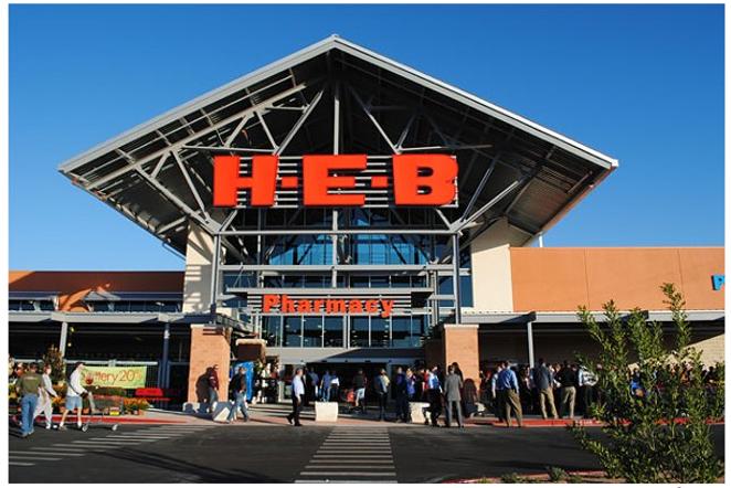 COURTESY OF H-E-B