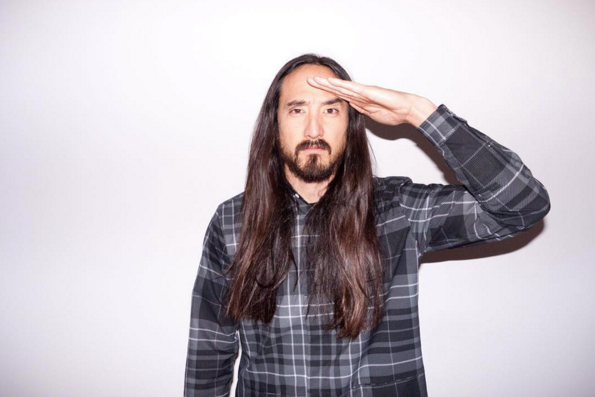 Aoki salutes the fans that have made him the highest paid DJ in the world - VIA FACEBOOK