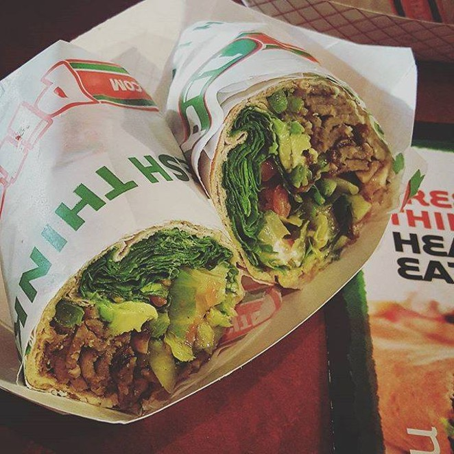 Who doesn't love a good pita? - @EMKTSAB/INSTAGRAM