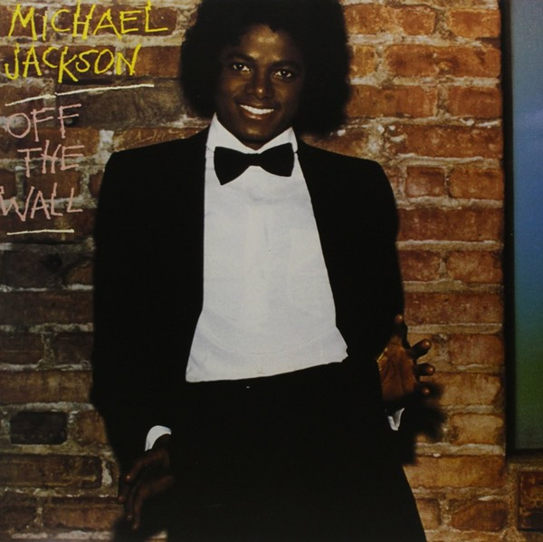 The cover of Jackson's first record off of Motown - COURTESY