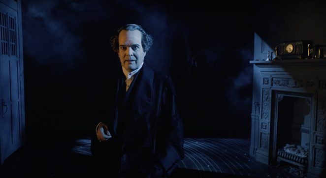 Jefferson Mays in the 2018 production of A Christmas Carol. - YOUTUBE / GEFFEN PLAYHOUSE