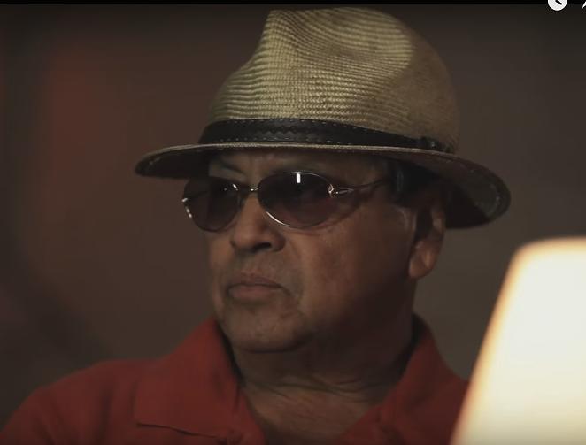 Mr. Gilbert Garcia, former owner of Lerma's Nite Club - VIA YOUTUBE