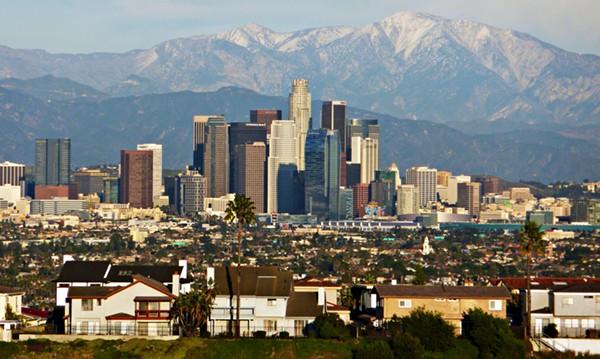 Los Angeles, California - WIKIMEDIA