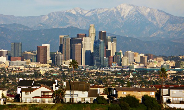 Los Angeles, California - WIKIMEDIA