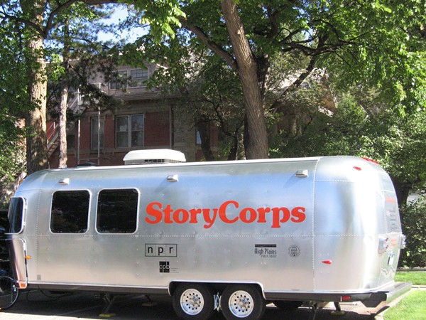 STORYCORPS   FACEBOOK