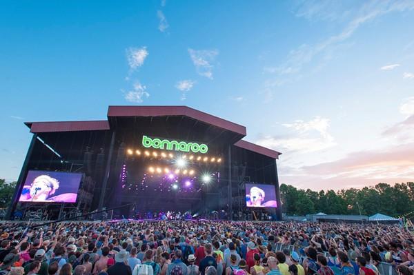 The Tennessee festival kicks of on June 9. - VIA FACEBOOK