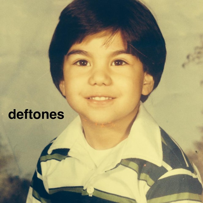 "And from the mouths of babes, ""Deftones are dope."" - VIA FACEBOOK"