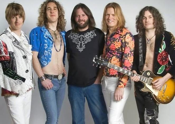 Led Zeppelin 2 - COURTESY