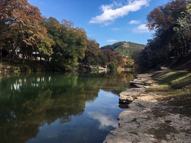 Guadalupe River, New Braunfels, Texas - KATIE HENNESSEY