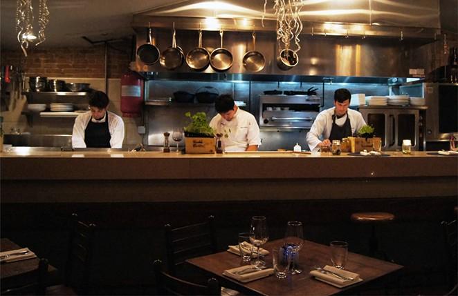 The chefs of Starfish - STARFISH