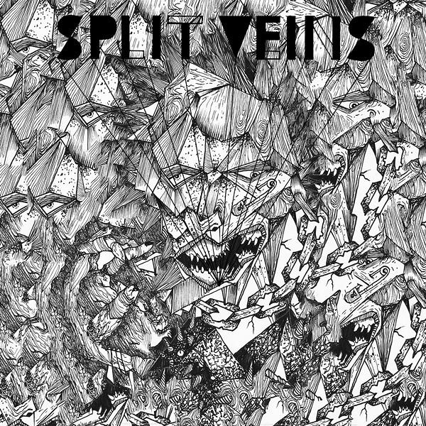 Split Veins' Destruição single - VIA BANDCAMP