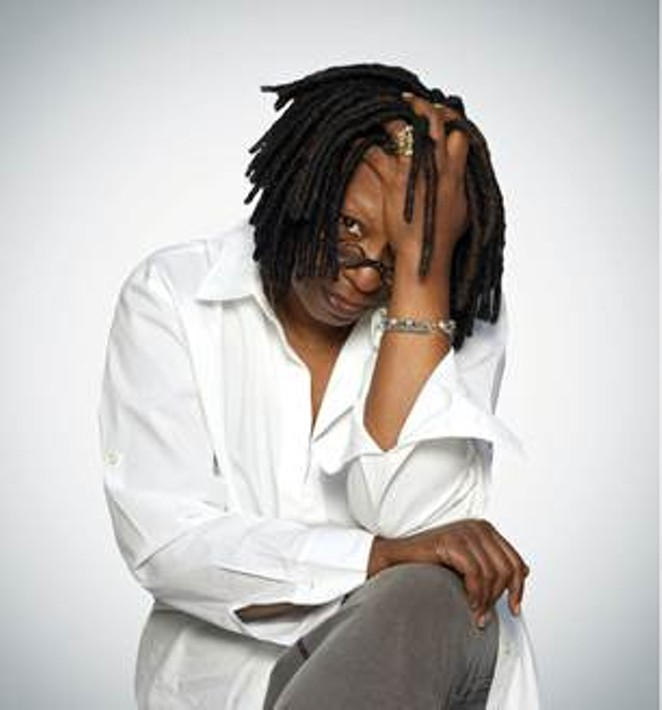 Whoopi! - COURTESY
