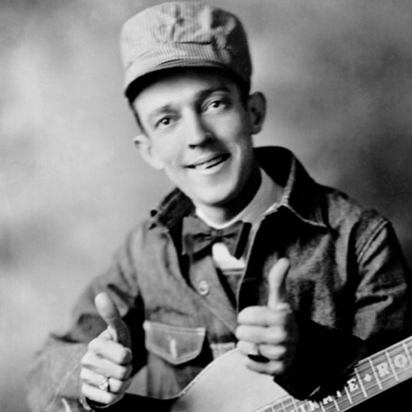 The Yodellng Cowboy, Jimmie Rodgers - PUBLIC DOMAIN