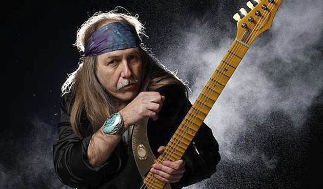 Uli Jon Roth - COURTESY