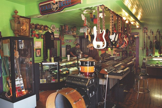 Visit these shops when you're hoping to beef up your record stash.