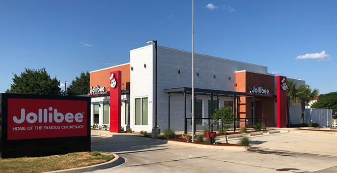 Jollibee's opened this West Plano store earlier this year. - COURTESY JOLLIBEE