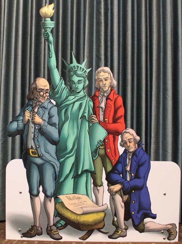 FREEDOM FROM RELIGION FOUNDATION   COURTESY
