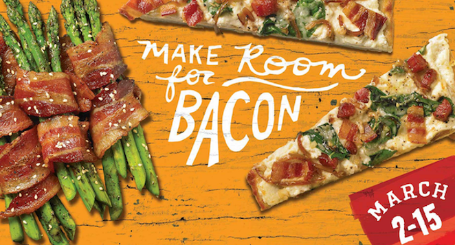 Bacon Fest starts March 2-15 - CENTRAL MARKET