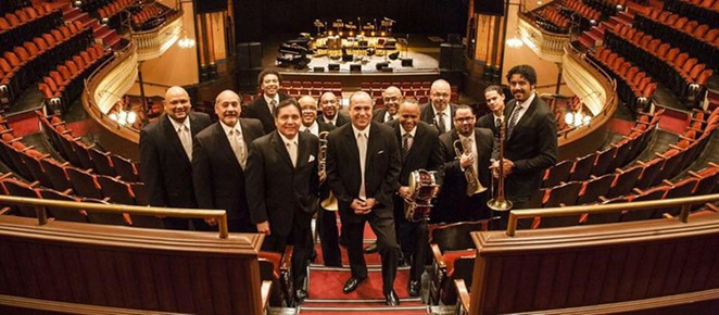 PHOTO VIA SPANISH HARLEM ORCHESTRA/FACEBOOK