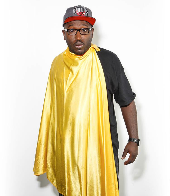 Comedian Hannibal Buress Sells Out Paper Tiger, Adds