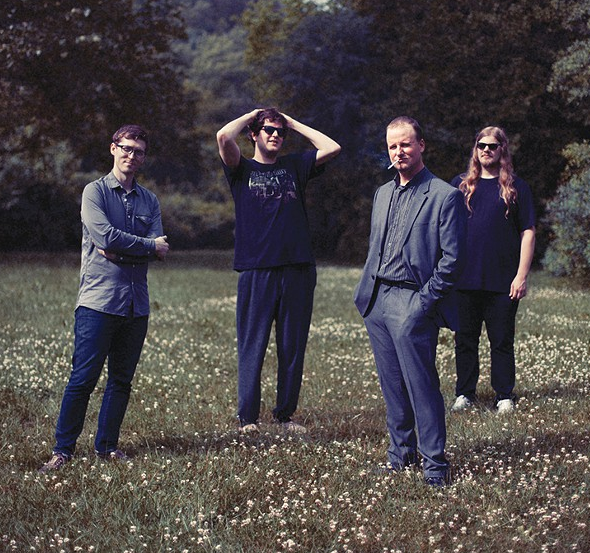 Harrowing philoso-punks Protomartyr