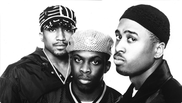 A Tribe Called Quest - COURTESY