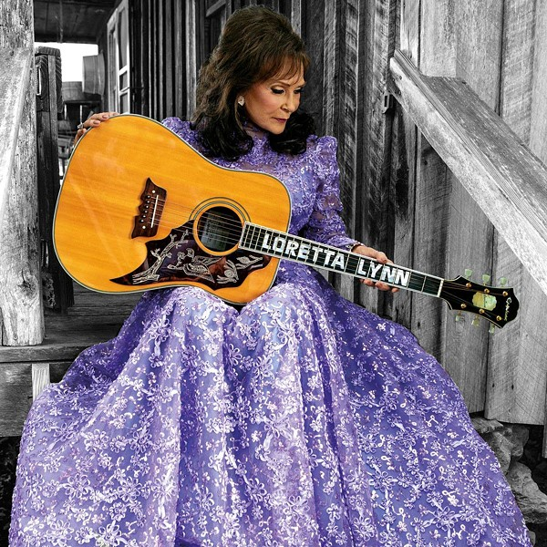 Loretta Lynn, whose first record in over a decade, Full Circle, was released this year. - FACEBOOK