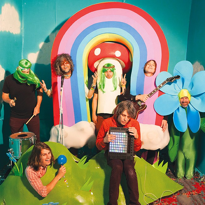 The Flaming Lips - GEORGE SALISBURY