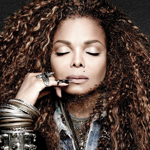 Janet Jackson - VIA FACEBOOK