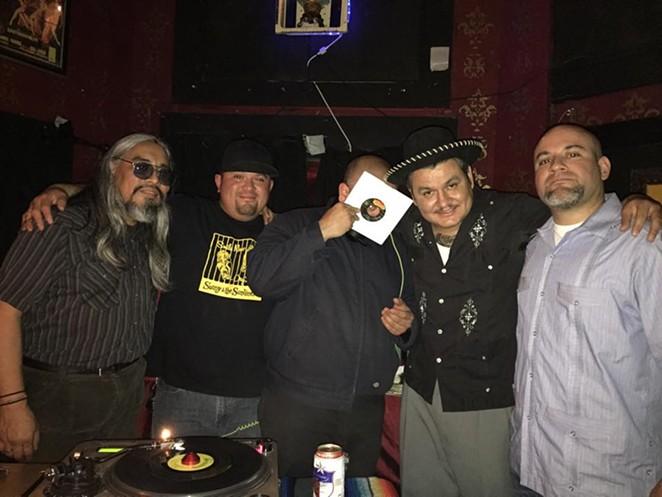 Alamo City Soul Club - FACEBOOK.COM