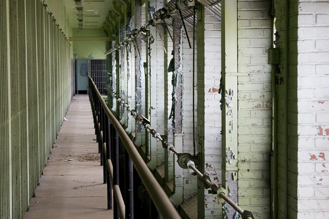 Inmates in Texas can no longer have a social media presence. - FLICKR CREATIVE COMMONS (MELISSA ROBISON)