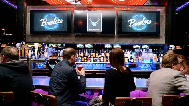 Check out the new happy hour at Bowlero. - MIGUEL ANGEL/BOWLERO