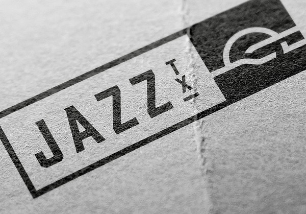 The logo for Jazz, Texas at the Historic Pearl Brewery was designed by local creative agency Hilmy Productions. - HILMY PRODUCTIONS