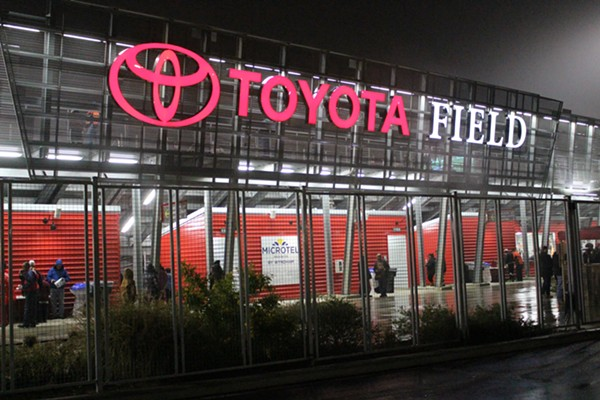 Another twist in the quest to bring Major League Soccer to Toyota Field. - WIKIMEDIA COMMONS