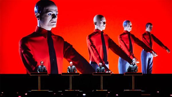 """We are the robots, boop-boop-be-doop."" - COURTESY"