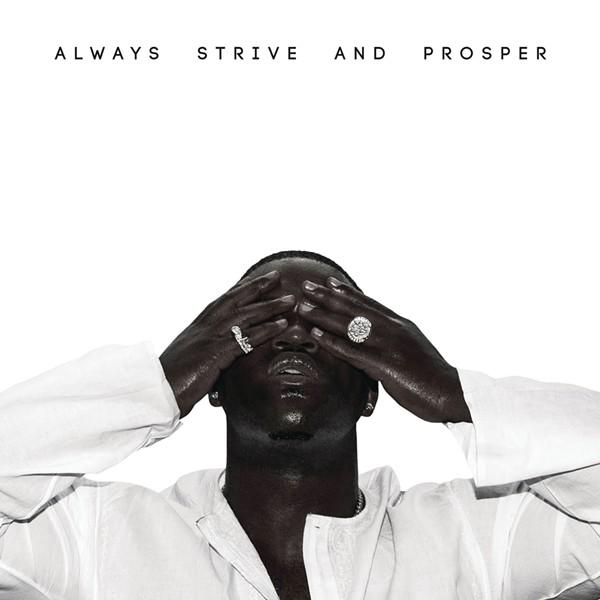 The cover to A$AP Ferg's latest. - VIA COMPLEX.COM