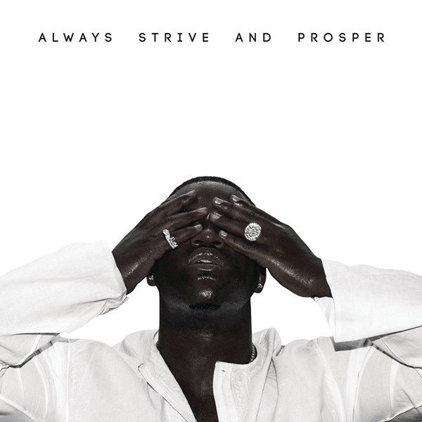 The cover to A$AP Ferg's latest. - VIA COMPLEX.COM
