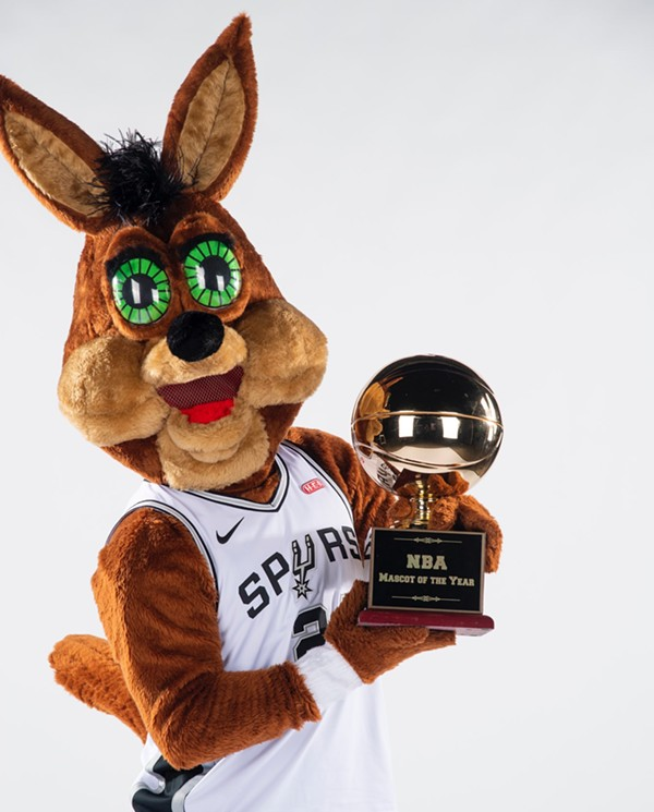 TWITTER / SPURSCOYOTE